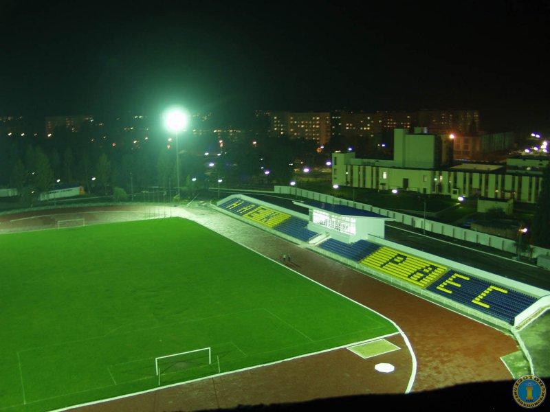 Спорткомплекс ВП РАЕС Ізотоп (Кузнецовськ)